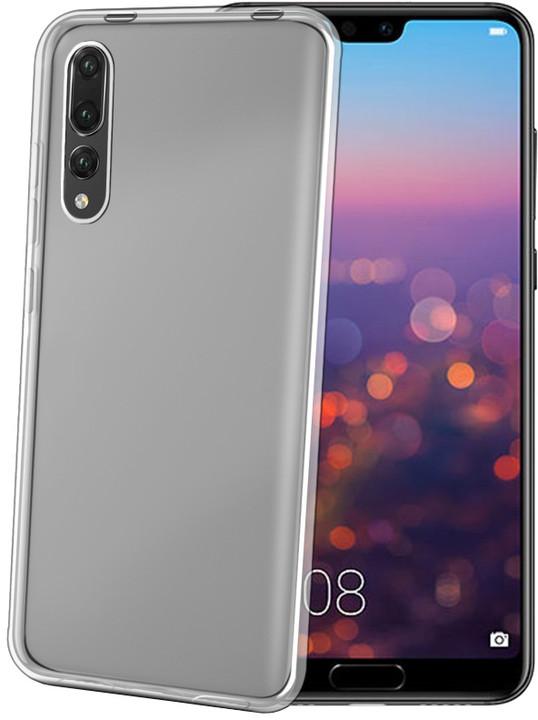 CELLY Gelskin TPU pouzdro pro Huawei P20 Pro