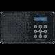 TechniSat DigitRadio 2, černá/bílá