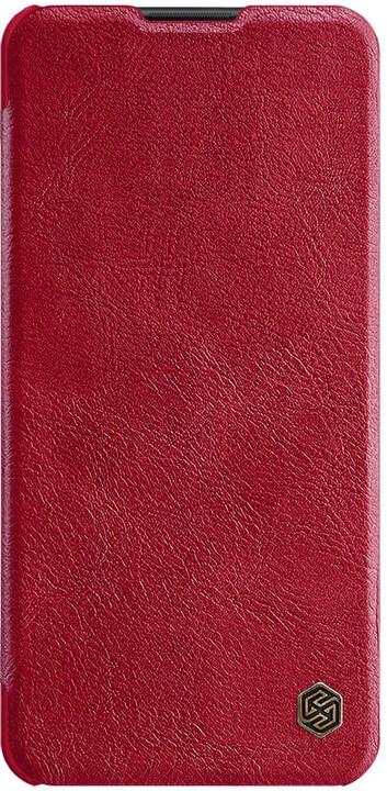 Nillkin pouzdro Qin Book Pouzdro pro Samsung Galaxy A21s, červená