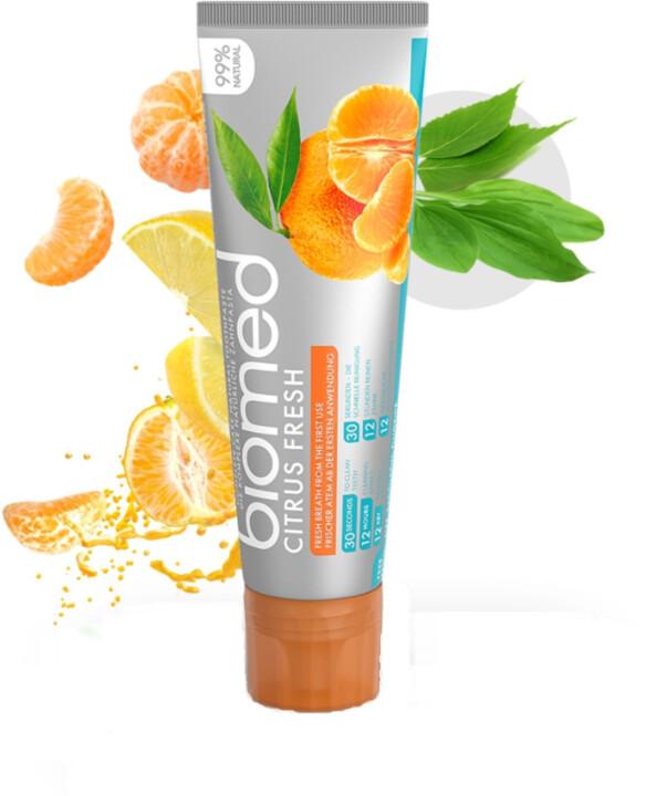 Zubní pasta BIOMED Citrus Fresh, 100 ml