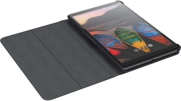 Lenovo TAB M8 HD flipové pouzdro, černá