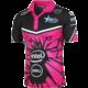 eSuba FAN dres, růžový (L)