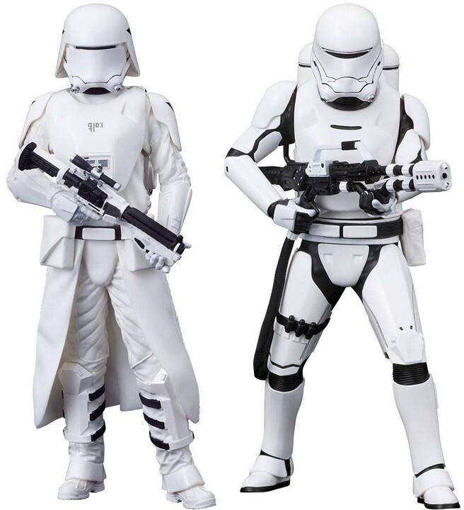 Figurka Star Wars - Dvojbalení First Order Snowtrooper & Flametrooper