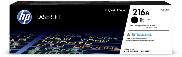HP W2410A č. 216A, černá
