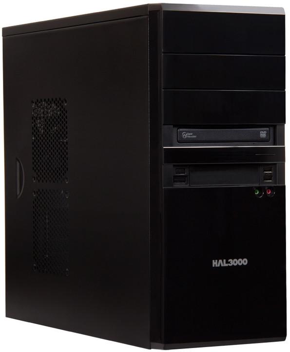 HAL3000 Devil AMD A10-6790K/8GB/1TB/ATI R9-270X/DVDRW/W7H