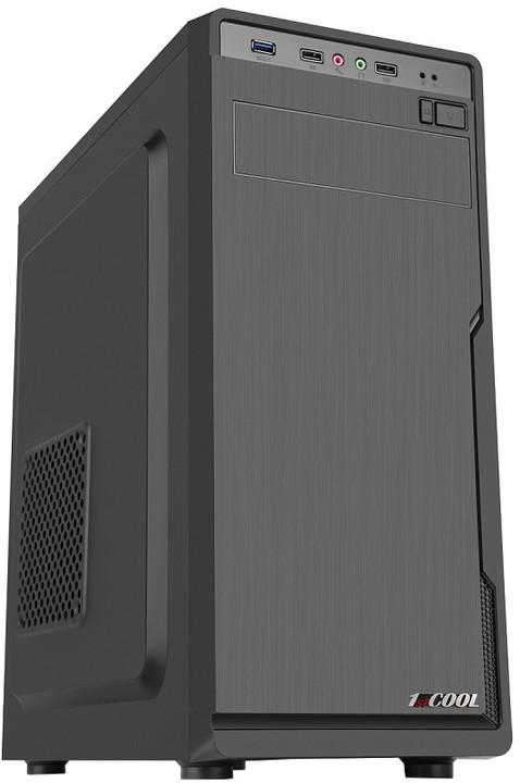 1stCool JAZZ 1, USB 3.0, černá