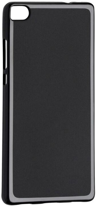FIXED TPU gelové pouzdro pro Huawei P8, černá