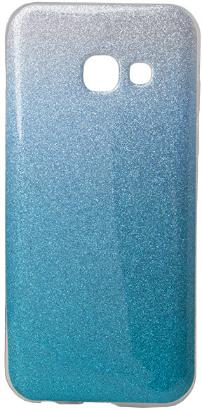 EPICO pouzdro pro Samsung Galaxy A3 (2017) GRADIENT - tyrkysový