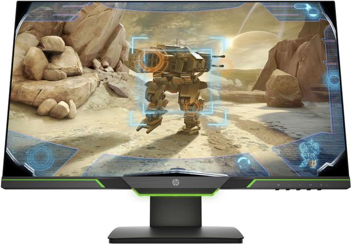 "HP 25x - LED monitor 24,5"""