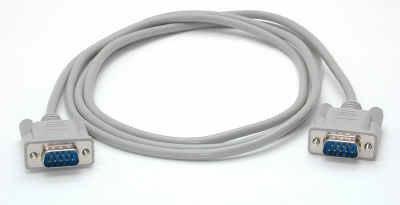 Kabel propojovací sériový 9M-9M, 1.8m