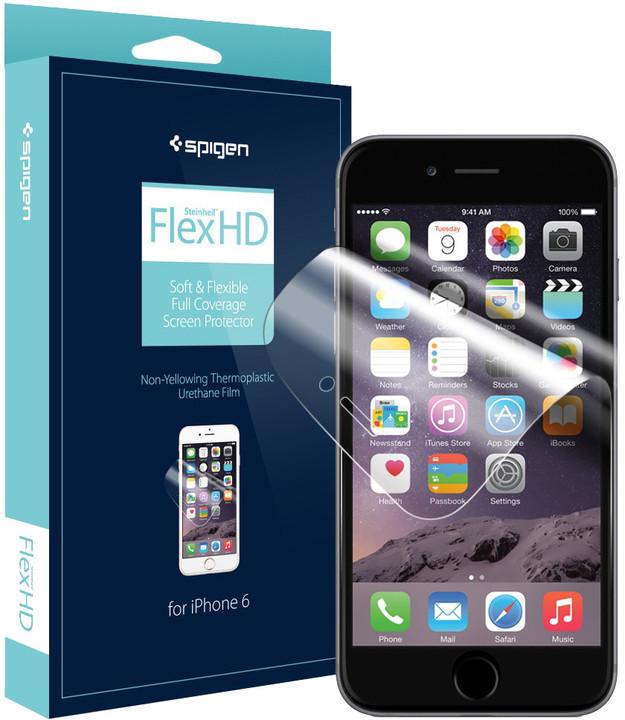 Spigen Steinheil Flex HD folie pro iPhone 6