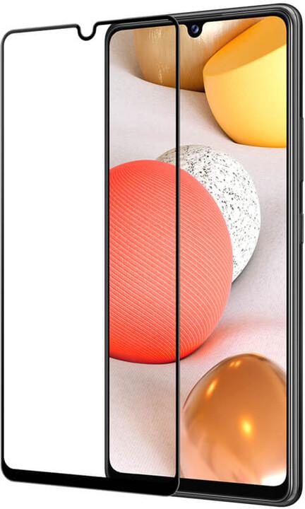 Nillkin tvrzené sklo CP+ PRO pro Samsung Galaxy A42 5G, černá