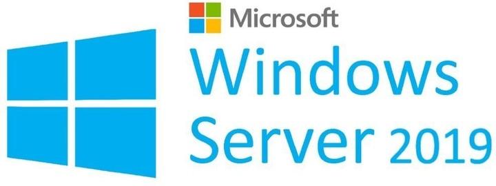 Microsoft Windows Server 2019 Standard /pro max. 16xCPU jader/ max. 2x virtuální servery/OEM pouze pro Dell servery