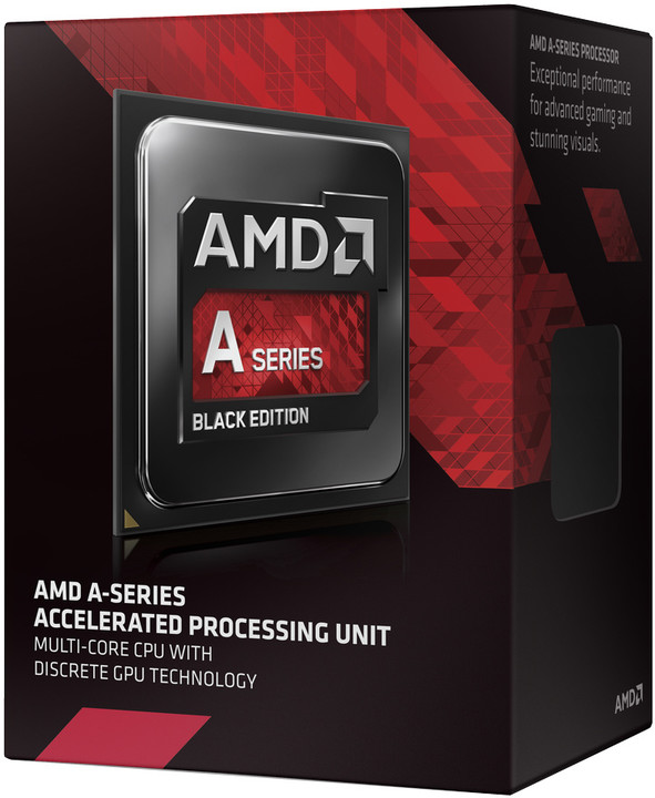 AMD Kaveri A6-7400K Black Edition