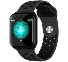 IMMAX chytré hodinky SW13 PRO, černé - HODIMM1072