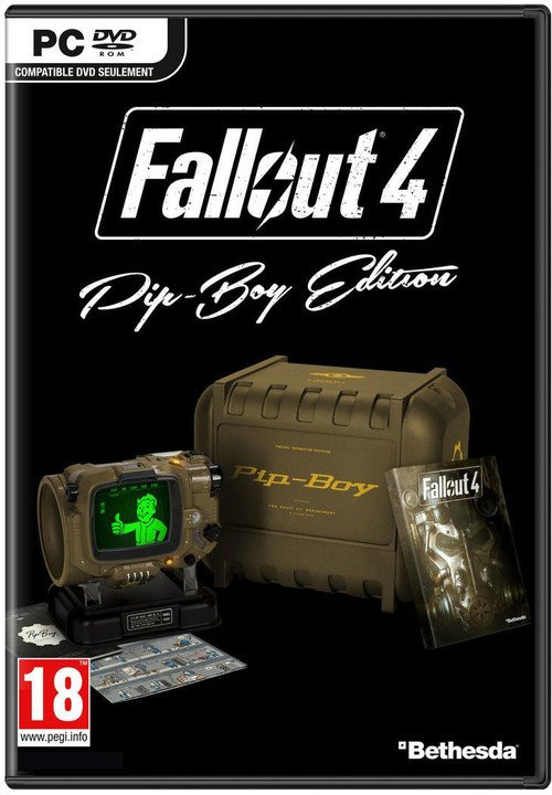 Fallout 4 - Pip-Boy Edition (PC)
