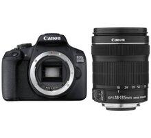 Canon EOS 2000D + EF-S 18-135mm IS - 2728C016 + Trenýrky se vzorem - velikost L v hodnotě 259 Kč