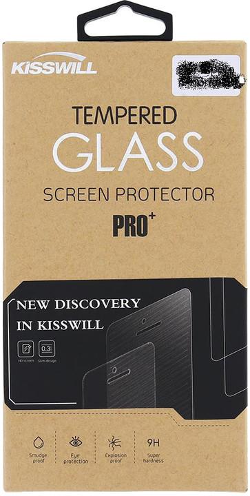 Kisswill tvrzené sklo 0,3 mm pro Sony F3311 Xperia E5, transparentní