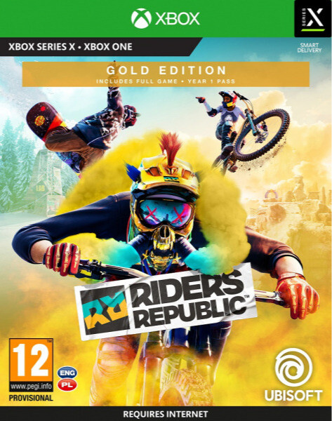 Riders Republic - Gold Edition (Xbox ONE)