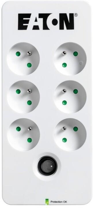 Eaton Protection Box 6 FR, 6x zásuvka, 10A