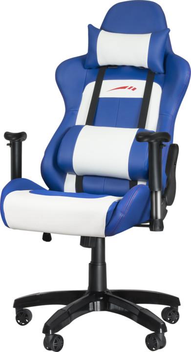 Speed Link Regger, modrá/bílá