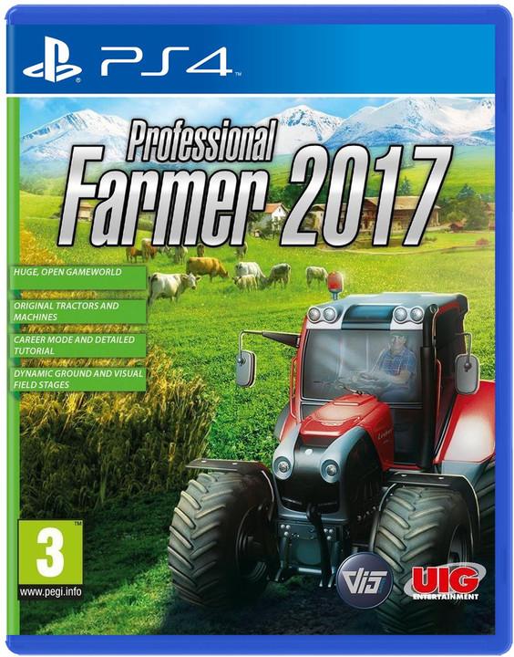 Professional Farmer 2017 (PS4)