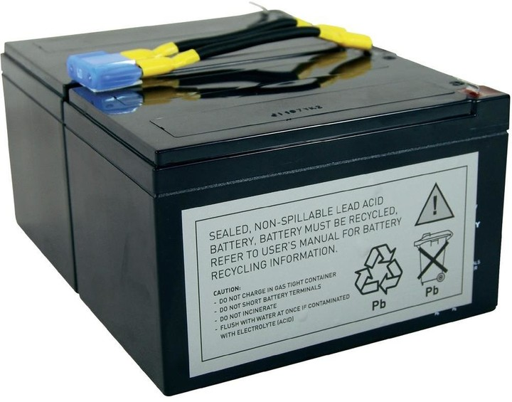 APC výměnná bateriová sada RBC6