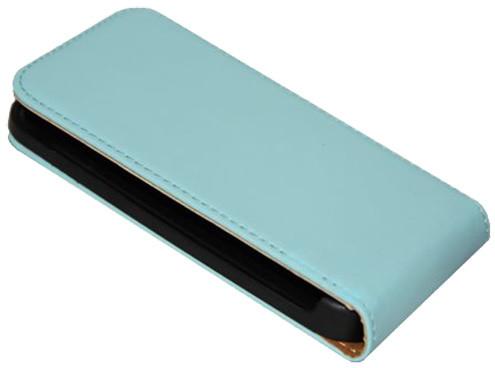 Patona pouzdro pro Samsung Galaxy S4 mini (I9190), modrá hladká
