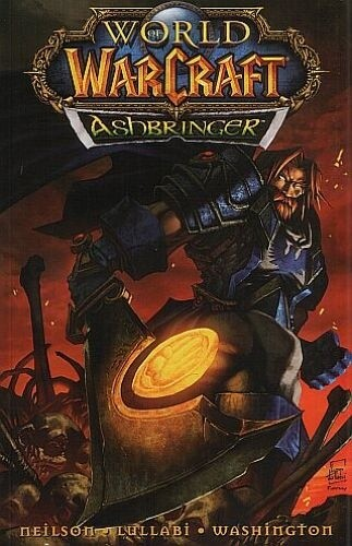 Kniha World of Warcraft: Ashbringer