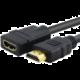 PremiumCord HDMI - HDMI prodlužovací, 1m