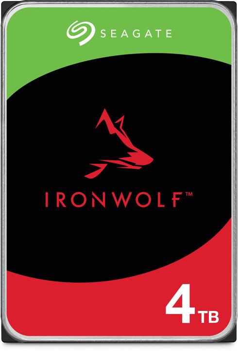 "Seagate IronWolf, 3,5"" - 4TB"