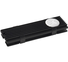EK Water Blocks EK-M.2 NVMe Heatsink - black