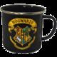 Hrnek Harry Potter - Hogwarts, smaltovaný (450 ml)