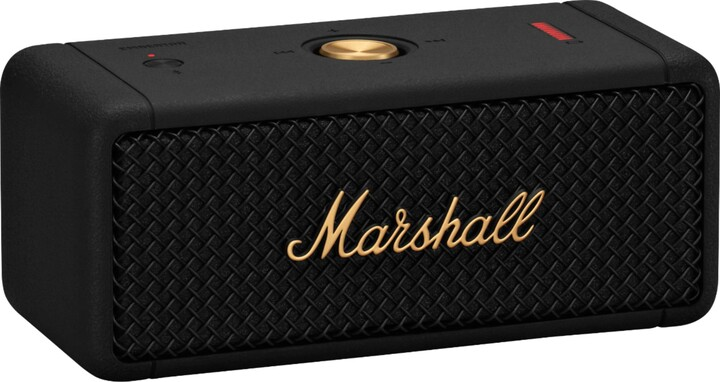 Marshall Emberton BT, černo-mosazná
