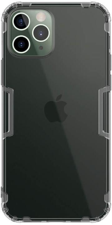 """Nillkin zadní kryt TPU pro iPhone 12/ 12 Pro (6.1""""), šedá"""