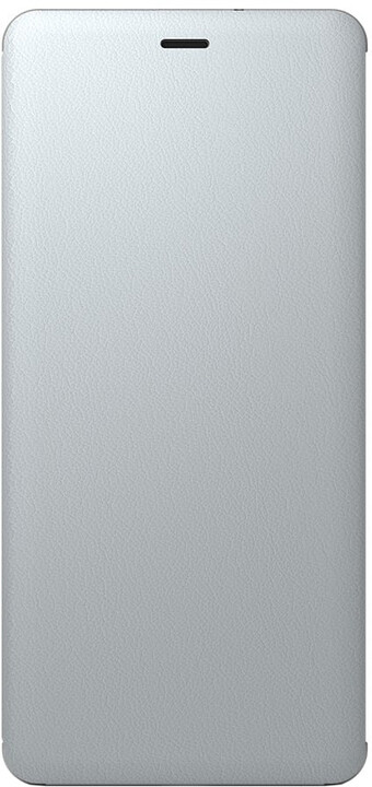 Sony SCSH70 Stand Style Cover pro Xperia XZ3 (EU Blister), šedá