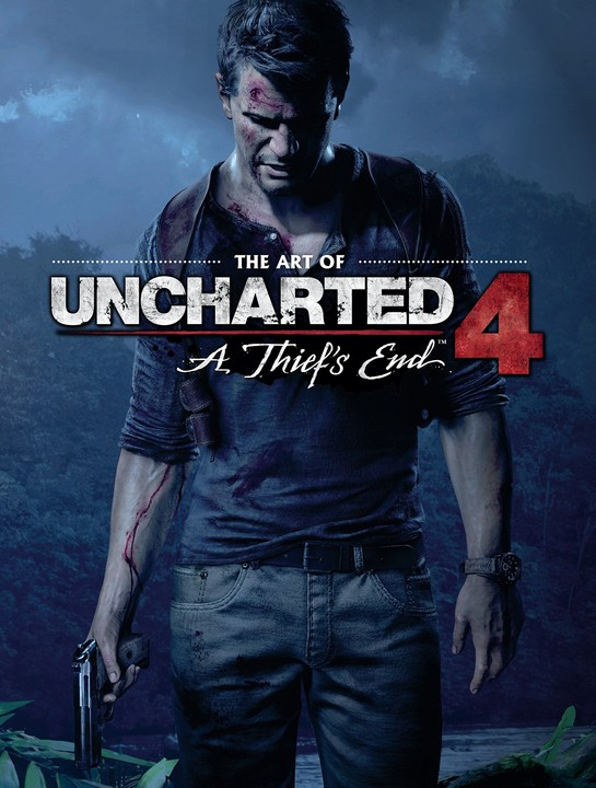 The Art of Uncharted 4: A Thiefs End (EN)