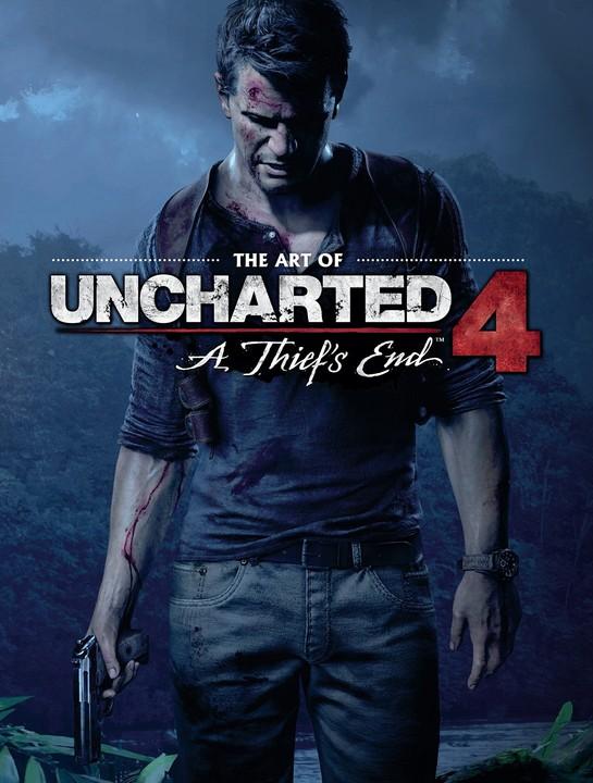 Kniha The Art of Uncharted 4: A Thiefs End (EN)