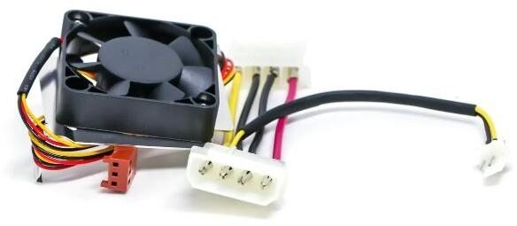 Sada ventilátor s redukcí napájení pro řadiče Adaptec