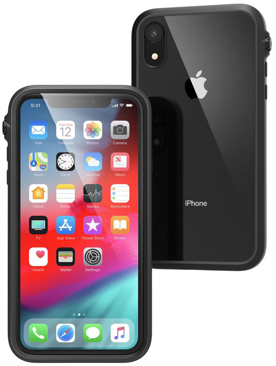 Catalyst Impact Protection case iPhone Xr, black
