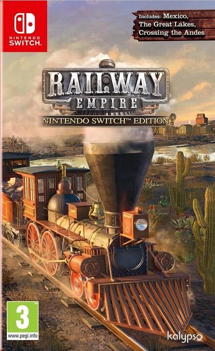 Railway Empire - Nintendo Switch Edition (SWITCH)