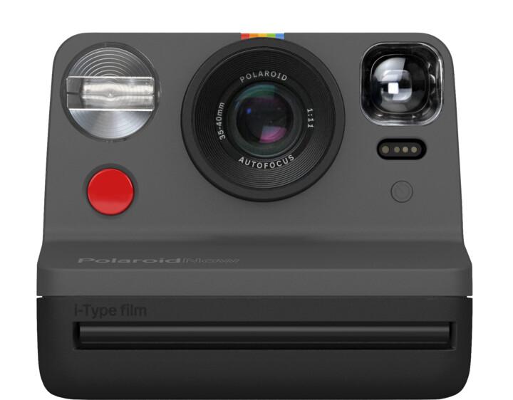 Polaroid Originals Polaroid Now, černá