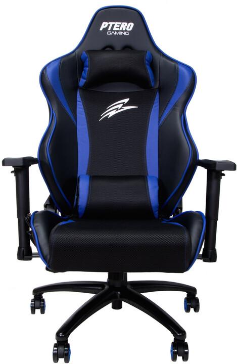 Evolveo Ptero ZX Cooled, černá/modrá