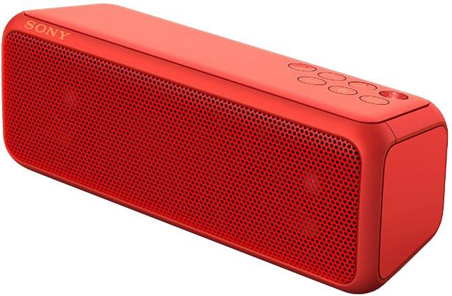 Sony SRS-XB3, červená