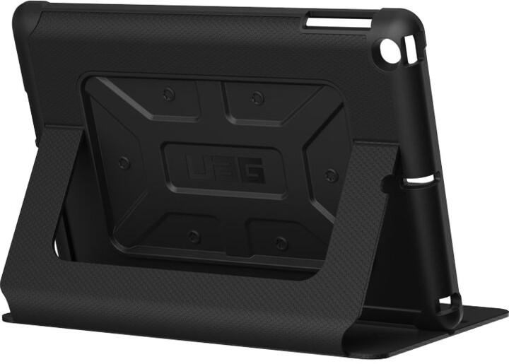 UAG Metropolis case Black, černé - iPad 2017