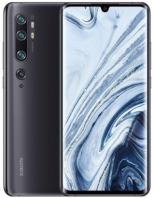 Xiaomi Mi Note 10 Pro, 8GB/256GB, Midnight Black
