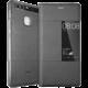 Huawei Original S-View pouzdro pro P9, šedá