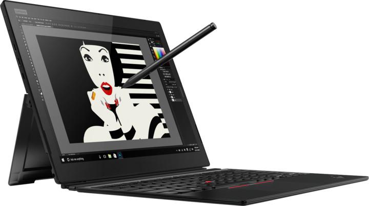 Lenovo ThinkPad X1 Tablet 3, černá