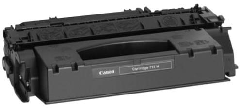 Canon CRG-715H, černý