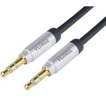 YENKEE YCA 201 BSR kabel AUX M/M 1m kov.